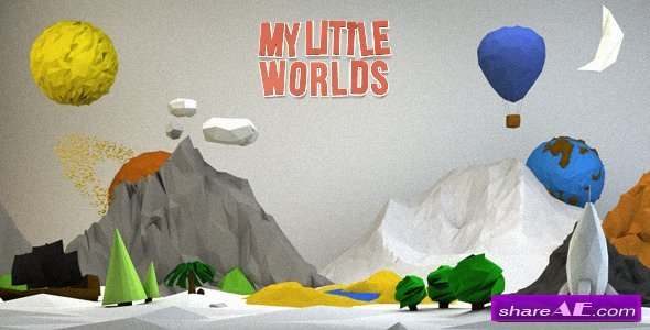 Videohive My Little Worlds