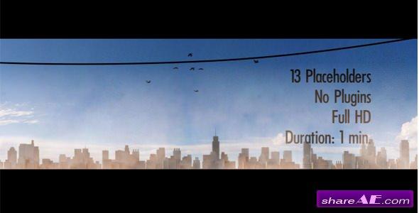 Videohive City Trailer 2935004