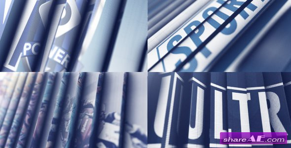 Videohive Dynamic Powerful Opener