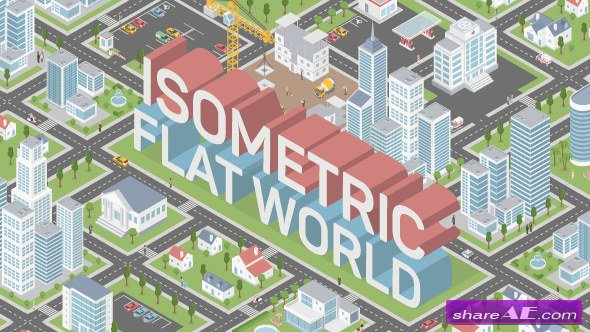 Videohive Isometric Map Builder