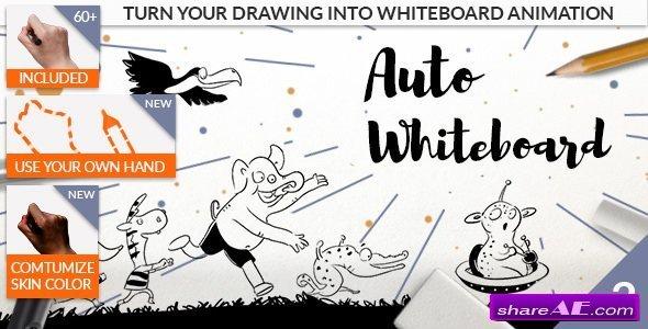 Videohive Auto Whiteboard