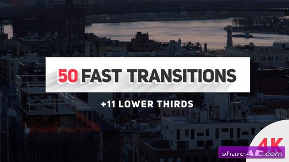 Videohive Fast Transitions