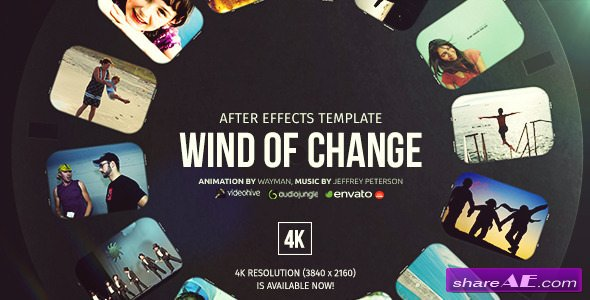 Videohive Wind Of Change