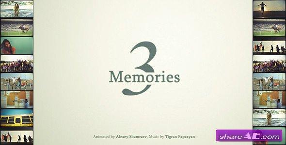 Videohive Memories III