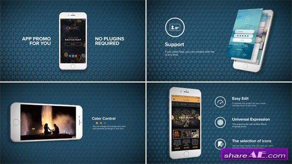 Videohive App Promo 17932174