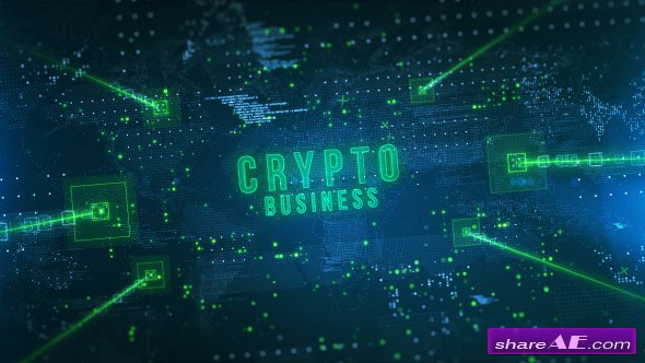 Videohive Crypto Business