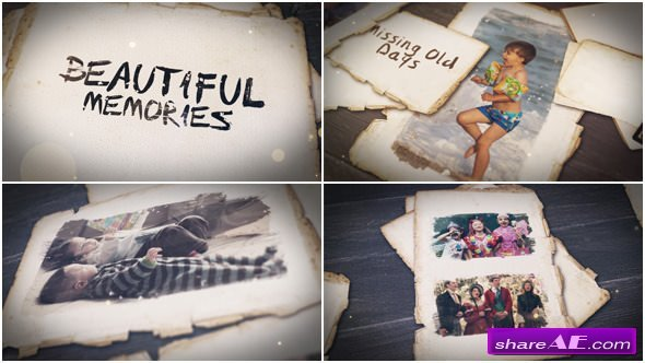 Videohive Beautiful Memories