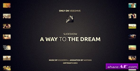 Videohive A way to the Dream