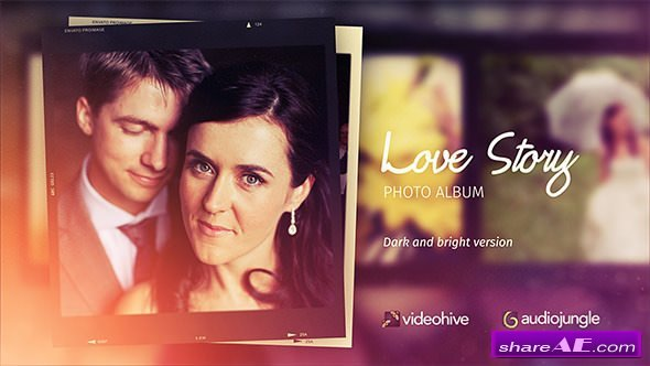 Videohive Love Story - Photo Album