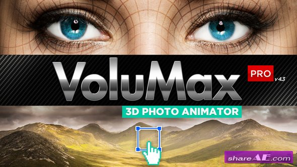VoluMax - 3D Photo Animator (Version 4.3 Pro) - Videohive