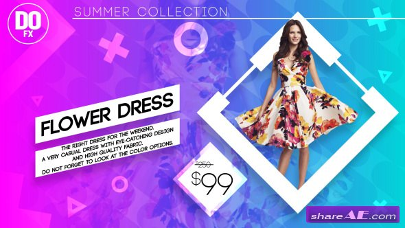 Videohive Fashion Promo 21486918