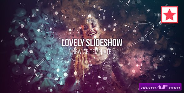 Videohive Lovely Slideshow 6