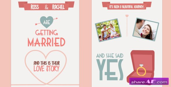 Videohive Creative Wedding Invitation