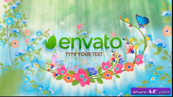 Videohive Spring Logo