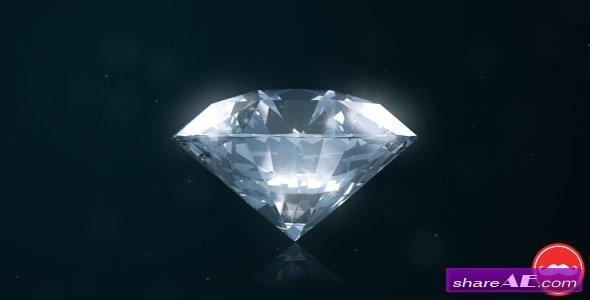Videohive Diamond Logo Reveal