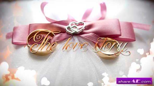 Videohive Wedding 12447379