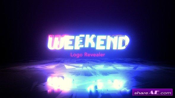 Videohive Weekend Logo Revealer