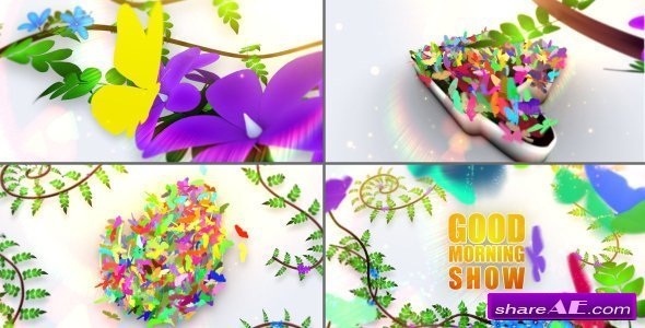 Videohive Morning Theme Package