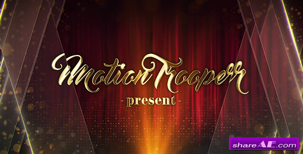 Videohive Star Award Show Package