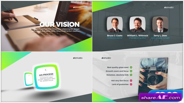 Videohive Corporate Presentation 13675916