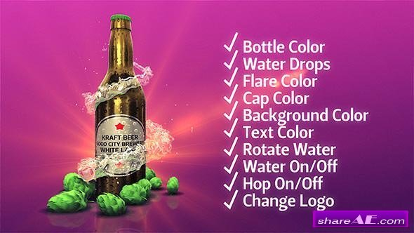 Videohive Beer Kit