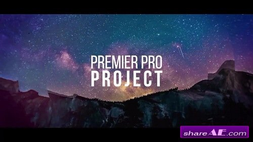 SlideShow - Parallax Opener - Premiere Pro Templates