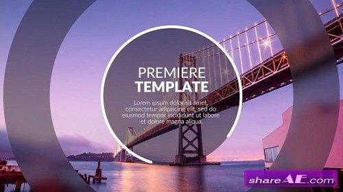 Geometry Promotion - Premiere Promo - Premiere Pro Templates