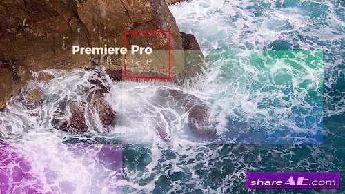 Cinematic Slideshow - Premiere Pro Templates