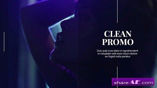 Clean Corporate Promo - Premiere Pro Templates