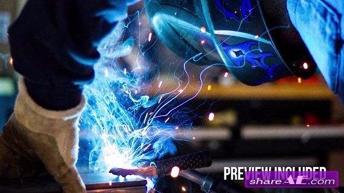 Gates Transitions - Premiere Pro Templates