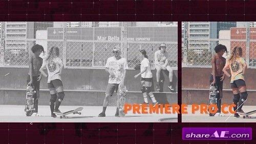 Hip-Hop Opener - Premiere Pro Templates
