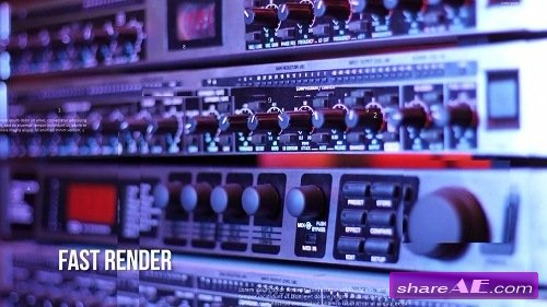 Block Offset Transitions & Slideshow - Premiere Pro Templates
