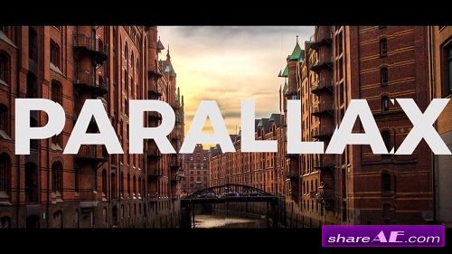 Parallax Stomp - Premiere Pro Templates
