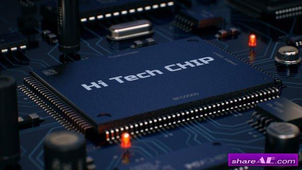 Videohive Hi-Tech CHIP