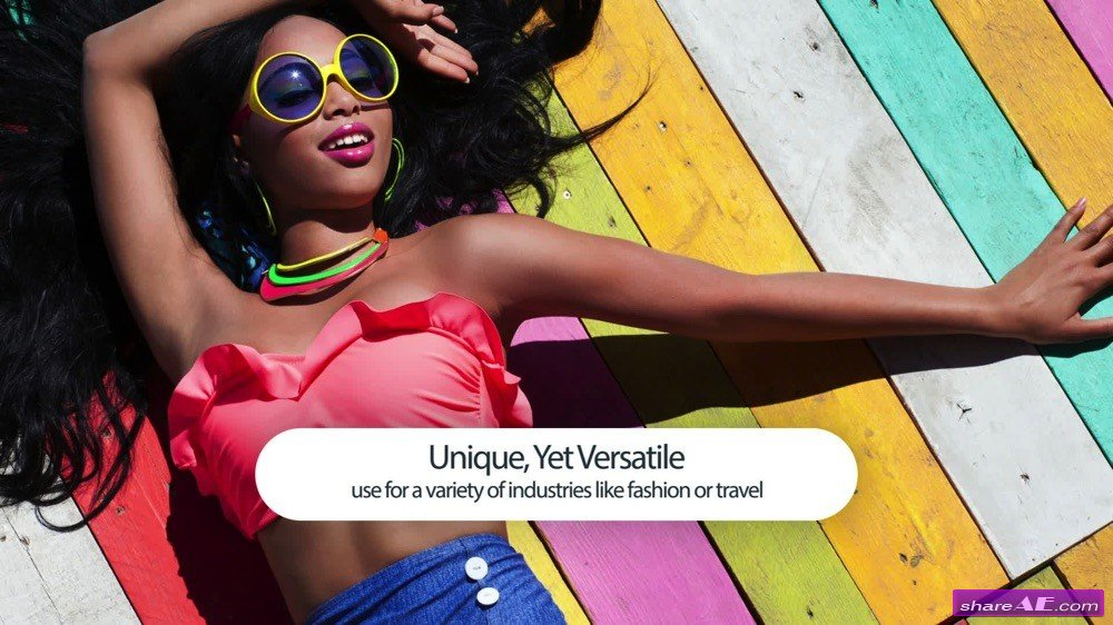 Color Brand - After Effects Template (RocketStock)