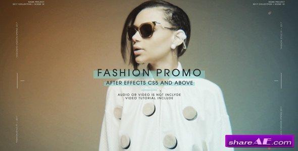 Videohive Fashion Promo 19326412