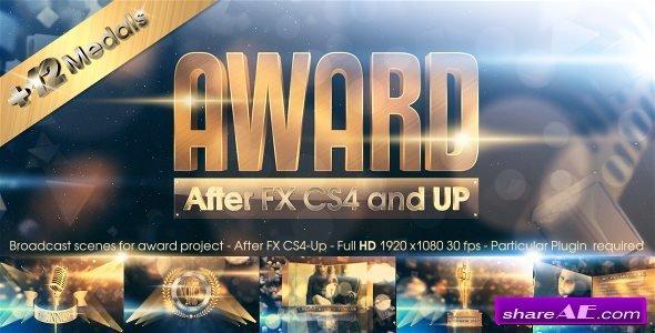 Videohive Golden Award