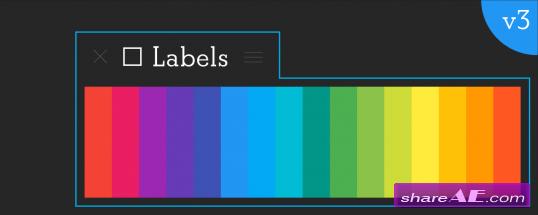 Labels 3 (Aescript)