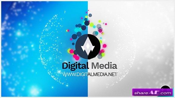 Videohive The Digital Media Agency - Intro