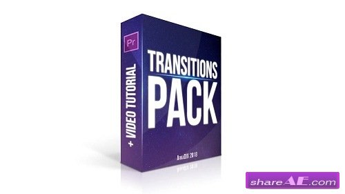 Transitions Pack 61714 - Premiere Pro Templates » free after
