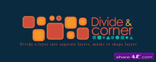 Divide & Corner (Aescript)