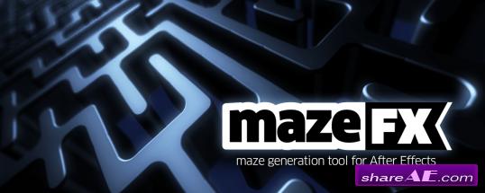 mazeFX (Aescript)