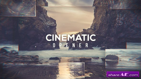 Videohive Cinematic Opener 20919497