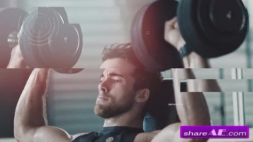 Sport Motivation - Premiere Pro Templates