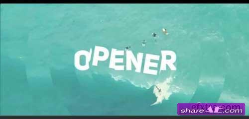 Hip-Hop Fast Logo Opener - Premiere Pro Templates
