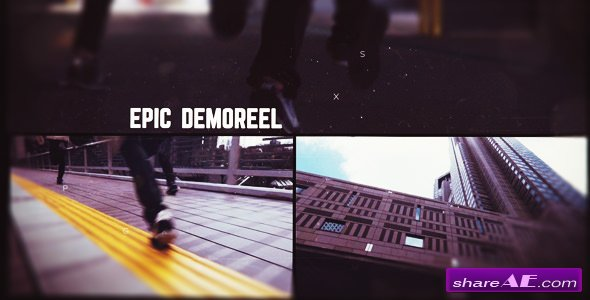 Videohive Epic Video Demo Reel