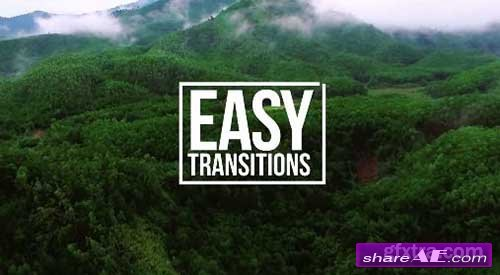 Easy Transitions - Premiere Pro Templates
