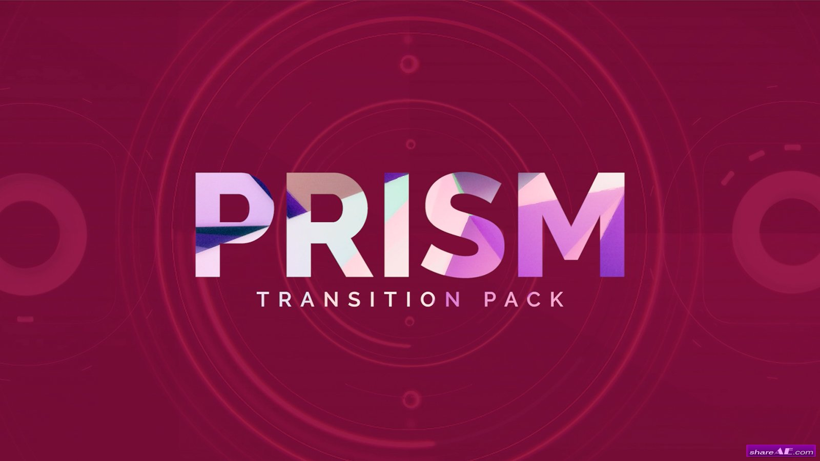 Prism - 200 High-Energy Transitions - After Effects Template (RocketStock)