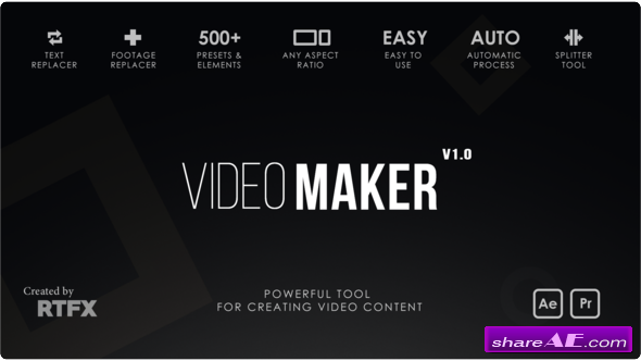 Videohive Video Maker [Cracked]