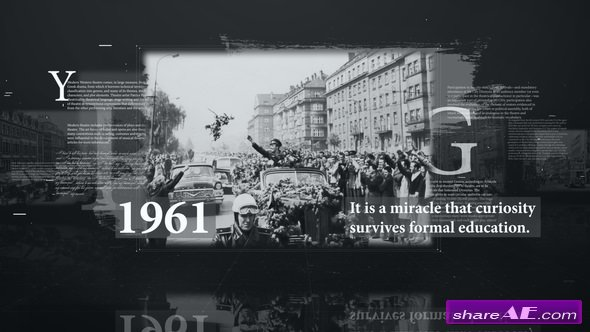 Videohive History Timeline 21690292